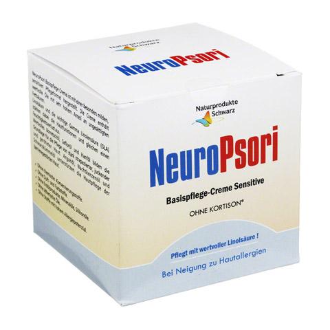 NEUROPSORI Basispflege Sensitive Creme 100 Milliliter