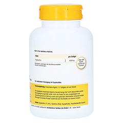 LECITHIN 500 mg Kapseln 250 Stück - Rechte Seite