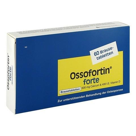OSSOFORTIN forte Brausetabletten 60 St�ck