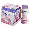 FORTIMEL Energy Erdbeergeschmack 4x200 Milliliter
