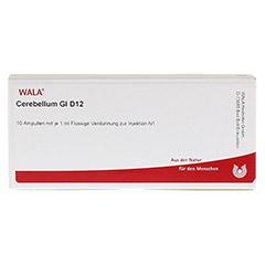CEREBELLUM GL D 12 Ampullen 10x1 Milliliter N1 - Vorderseite