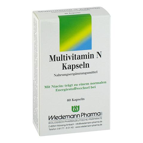 MULTIVITAMIN N Kapseln 60 Stück