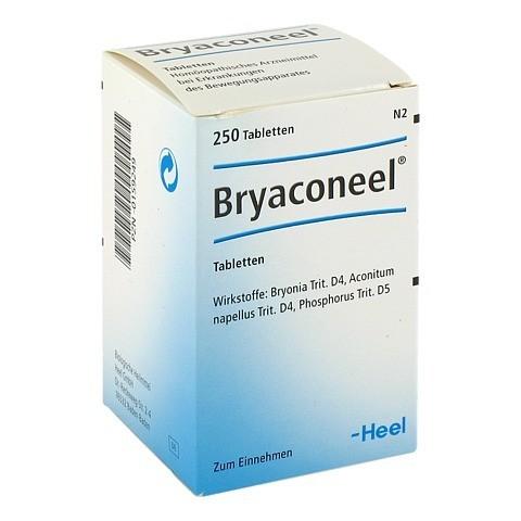 BRYACONEEL Tabletten 250 St�ck N2
