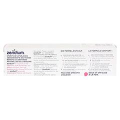 Zendium Complete Sensitive Zahnpasta 75 Milliliter - Rückseite