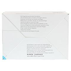 HYDROCLEAN plus Kompressen 5x5 cm steril rund 10 Stück - Rückseite