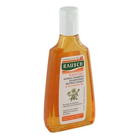 RAUSCH Kamillen Aufbau Shampoo 200 Milliliter
