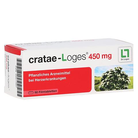 Cratae-loges 450mg 50 St�ck N2