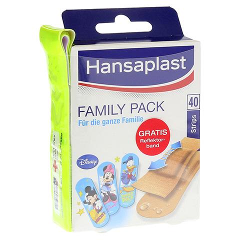 HANSAPLAST Family Pack Strips 40 Stück
