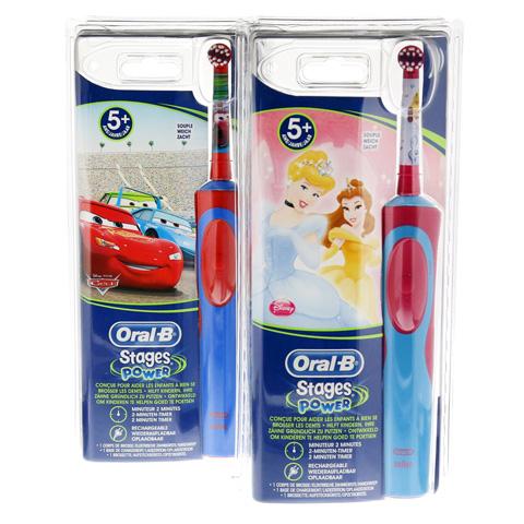ORAL B Stages Power cls Zahnbürste 1 Stück