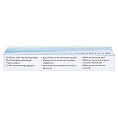 VIVIDRIN ectoin EDO Augentropfen 10x0.5 Milliliter - Oberseite