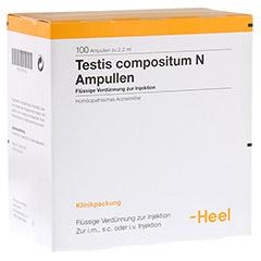 TESTIS COMPOSITUM N Ampullen 100 St�ck N3