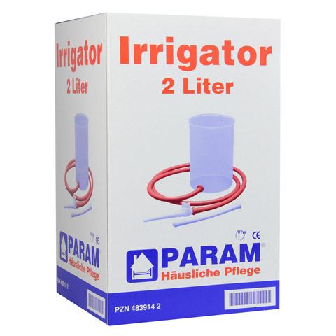IRRIGATOR komplett Kunststoff 2 l 1 Stück