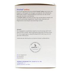 TRIVITAL arthro Kapseln 112 Stück - Rechte Seite