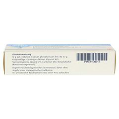 BIOCHEMIE DHU 2 Calcium phosphoricum D 4 Gel 50 Gramm N1 - Unterseite