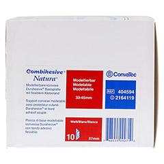 COMBIHESIVE Natura Basis konv.RR57 33-45mm mod.fle 10 Stück - Rechte Seite