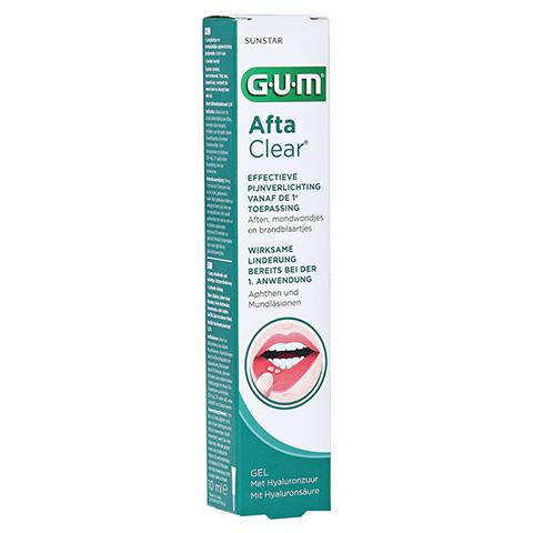 GUM Afta Clear Gel 10 Milliliter