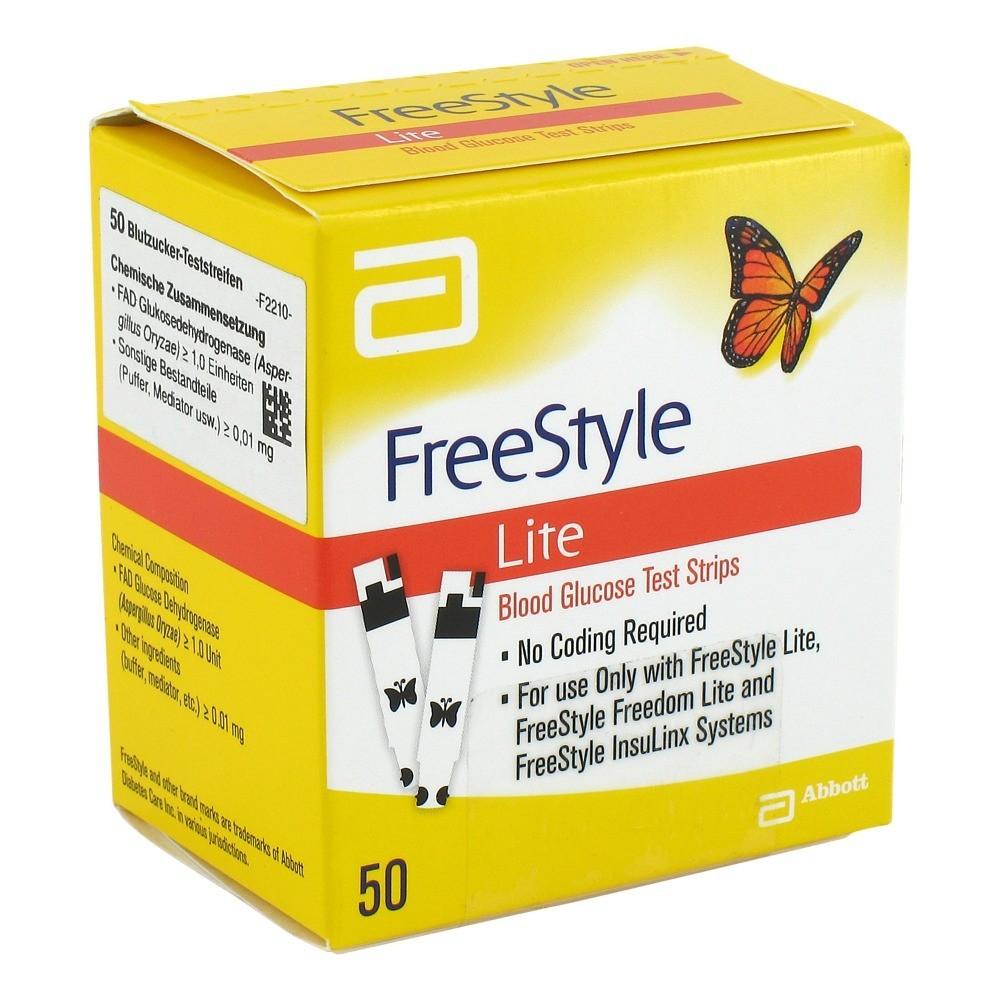 Gratis Angebot Freestyle Teststreifen