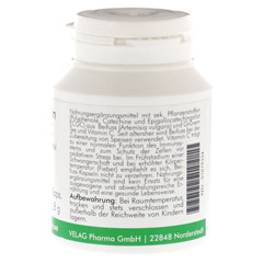 BEIFUSS Kapseln+Vitamin C 120 Stück - Rechte Seite