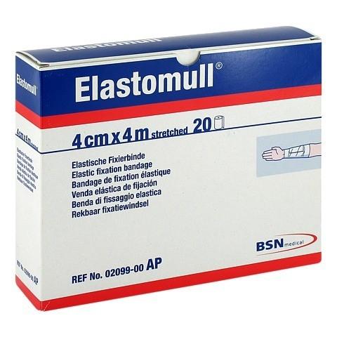 ELASTOMULL 4 cmx4 m 2099 elast.Fixierb. 20 Stück