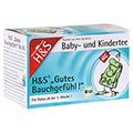 H&S Bio Gutes Bauchgef�hl Baby- und Kindertee 20 St�ck