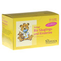 SIDROGA Bio Säuglings- und Kindertee Filterbeutel 20 Stück