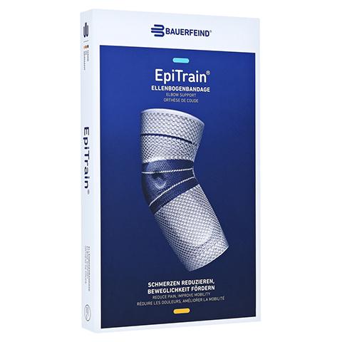EPITRAIN AKTIV Gelenkbandage Gr.4 titan 1 Stück
