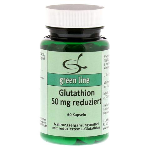 GLUTATHION reduziert 50 mg Kapseln 60 Stück