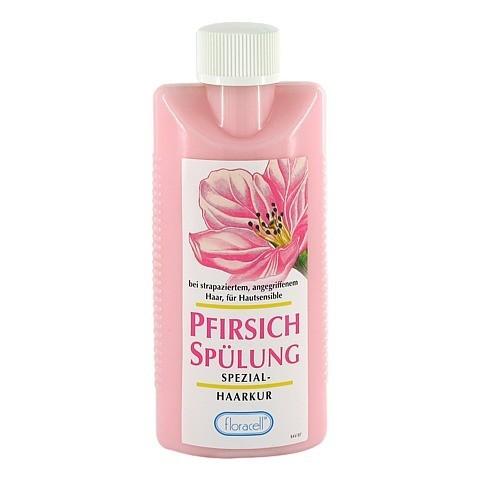 PFIRSICH MEDICINAL Haar Spülung Floracell 200 Milliliter