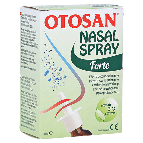 OTOSAN Nasenspray 30 Milliliter