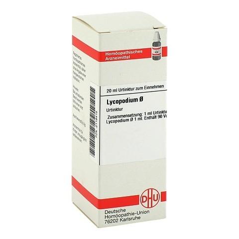 LYCOPODIUM Urtinktur D 1 20 Milliliter N1
