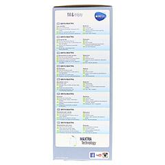 BRITA Marella Cool weiß Starterpaket 1 Stück - Linke Seite