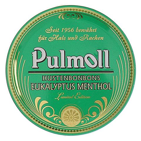 PULMOLL Nostalgie Eukalyptus Menthol Bonbons 75 Gramm