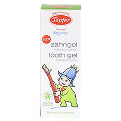 T�PFER Babycare Zahngel 50 Milliliter - Vorderseite