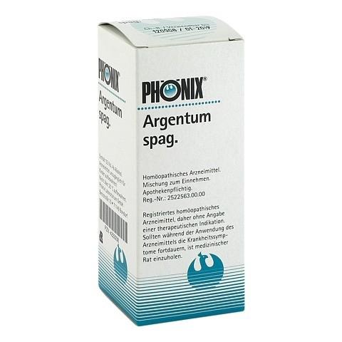 PHÖNIX ARGENTUM spag. Tropfen 100 Milliliter N2