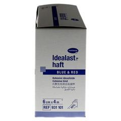 IDEALAST-haft color Binde 6 cmx4 m sortiert 10 Stück - Rechte Seite
