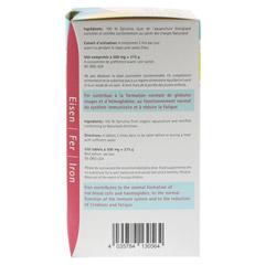 SPIRULINA 500 mg Bio Naturland Tabletten 550 Stück - Rechte Seite