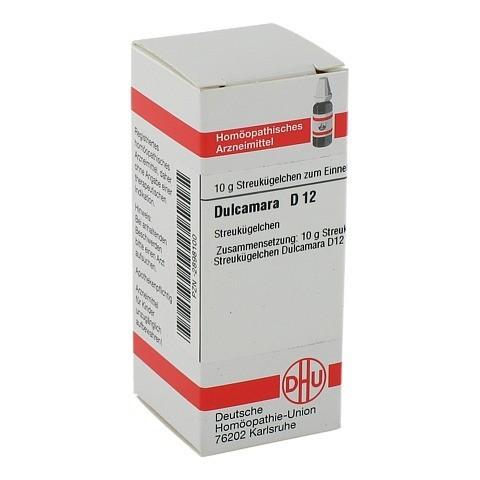 DULCAMARA D 12 Globuli 10 Gramm N1