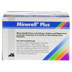 MINERELL plus Pulver 60 St�ck - R�ckseite