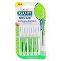 GUM TRAV-LER 1,1mm Tanne gr�n Interdental+6Kappen 6 St�ck