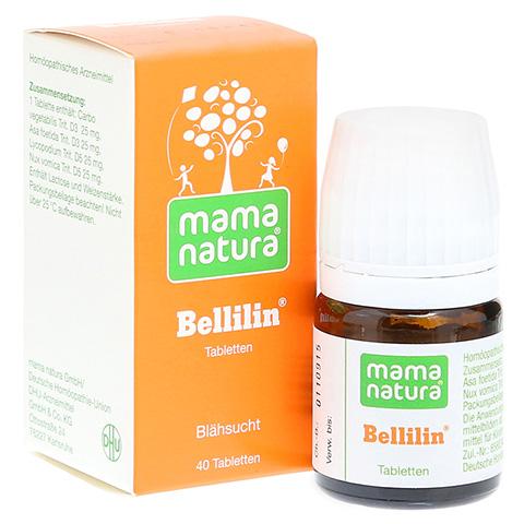 MAMA natura Bellilin Tabletten 40 St�ck N1