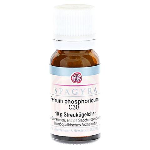 FERRUM PHOSPHORICUM C 30 Globuli 10 Gramm N1