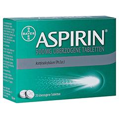 Aspirin 500mg 20 Stück