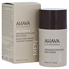 Ahava Men Soothing After Shave Moisturizer 50 Milliliter