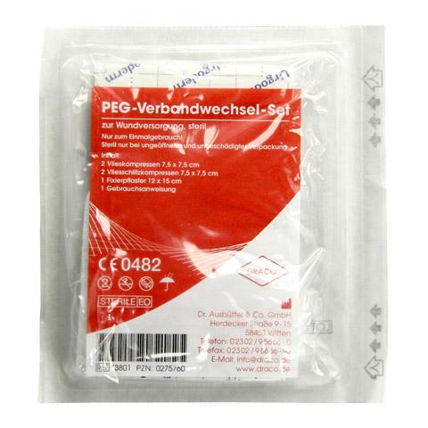 PEG Verbandwechsel Set 1 Packung