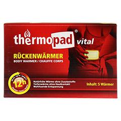 THERMOPAD Rückenwärmer 5 Stück