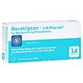 Naratriptan-1A Pharma bei Migräne 2,5mg 2 Stück N1