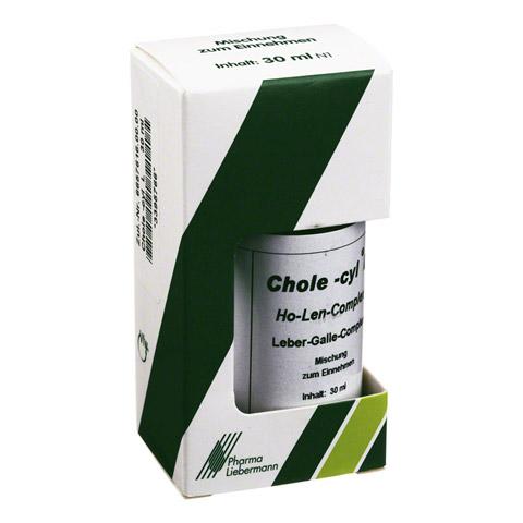 CHOLE CYL L Ho-Len-Complex Tropfen 30 Milliliter