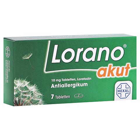 Lorano akut 7 Stück