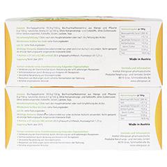 CARICOL Beutel Doppelpackung 40x21 Milliliter - R�ckseite