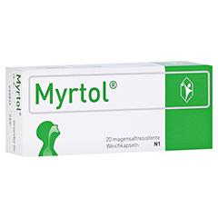 MYRTOL magensaftresistente Weichkapseln 20 Stück N1